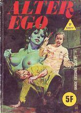 Elvifrance - Série Bleue N°48 - Alter ego - BE