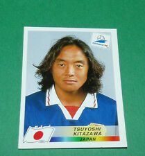 N°526 KITAZAWA JAPON JAPAN PANINI FOOTBALL FRANCE 98 1998 COUPE MONDE WM