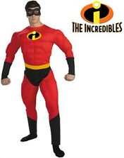 Disney Incredibles Mr Incredible Adult Muscle Costume