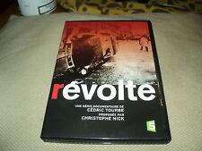 """COFFRET 2 DVD NEUF """"REVOLTE"""" serie documentaire de Cedric TOURBE"""