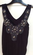 Ladies New Look Top/Short Dress Size 8 IMMACULATE CONDITION