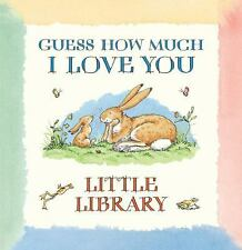Guess How Much I Love You: Little Library (Boxed Set), Sam McBratney