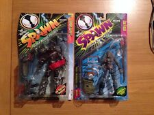 Zombie Spawn & The Freak Action Figure Mcfarlane MOC Lot Of 2!!