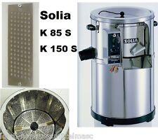 Solia K150 K 150 S / AW K 15.0 Rundlochschälplatte zur Kartoffelschälmaschine