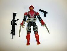 GI JOE RAZORCLAW Valor vs Venom Action Figure COMPLETE 3 3/4 C9+ v1 2004