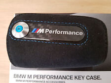 Bmw m performance key case, alcantara/carbone bmw M2 coupé