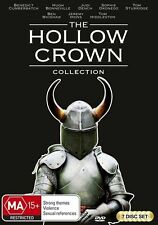 The Hollow Crown Collection (Season 1 & 2) - Judi Dench NEW R4 DVD