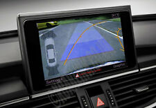 Audi 3G mmi parking système advanced reverse camera interface A1 A6 A7 A8 Q7 A5