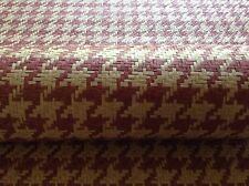 36 Sq Ft SCHUMACHER Brick Houndstooth Paperweave Handcraft Grasscloth Wallpaper