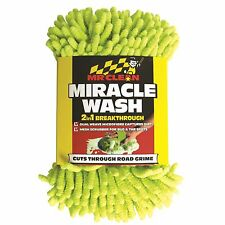 Mr Clean MIRACLE WASH PAD Microfibre, 2in1 Cuts Through Road Grime USA Brand