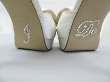I Do Wedding Shoe Stickers Crystal Rhinestone Diamante Novelty Bride Groom Gift