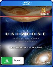 The Universe : Season 2 (Blu-ray, 2010, 5-Disc Set) NEW