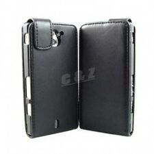 New Leather Case Pouch + LCD Film For SONY XPERIA SOLA MT27i PEPPER g