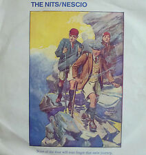 "7"" 1983 REAL KULT ! THE NITS : Nescio // MINT-? \"