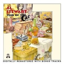 "AL STEWART ""YEAR OF THE CAT"" CD NEUWARE"