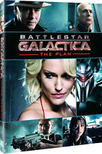 Battlestar Galactica . The Plan . DVD . NEU . OVP