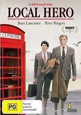 LOCAL HERO  BURT LANCASTER - PETER RIEGERT  DVD