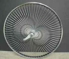 "Beach Cruiser Bike 20"" Rear Rims140 spokes wheels Chrome"