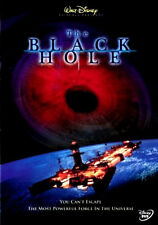 Disney 1970s 1980s Science Fiction Space Thriller The Black Hole on DVD