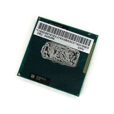 Intel Quad Core i7-3740QM 2.7GHz Socket G2 6M 5GT/s CPU Processor SR0UV 04X0499