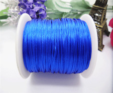 NEW 70M / Roll Lot Soft Nylon Chinese Knot Beading Jewelry Cords For Bracele Q10