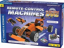 Remote-Control Machines Custom Cars Engineering Kit Thames & Kosmos 620376