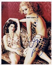 ELIZABETH BERKLEY 8X10 AUTHENTIC IN PERSON SIGNED AUTOGRAPH REPRINT PHOTO