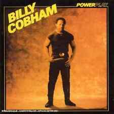 Billy Cobham  - Powerplay [Remaster] (CD 1999)  NEW