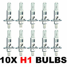 10 x H1 HALOGEN HEADLAMP BULB 448 12V 55W P14.5s