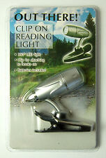 Clip-on LED Reading Light, Battery operated