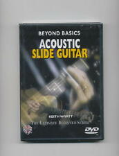 LEARN ACOUSTIC SLIDE GUITAR OPEN TUNING *NEW* DVD