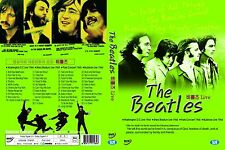 The Beatles - Live 4concerts (DVD,All,Sealed,New)