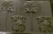 LION CHOCOLATE LOLLIPOP MOULD