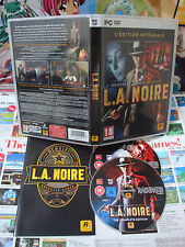 PC CD-Rom:L.A. Noire [TOP & 1ERE EDITION] COMPLET - Fr