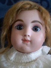 "VERY RARE ANTIQUE FRENCH DOLL : STEINER SIE F . 18 "". 46 CM. BISQUE . RARE BODY"