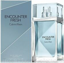 CK ENCOUNTER FRESH BY CALVIN KLEIN EDT PERFUME SPRAY FOR MEN 100ML