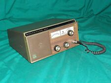 VINTAGE JOHNSON MESSENGER 250 CB RADIO BASE STATION 55 WATT AM TRANSCEIVER