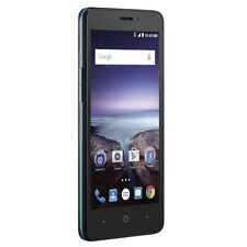 ZTE Avid Plus Z828 8GB (T-Mobile) Android 4G LTE Blue - New