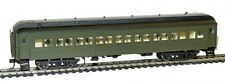 Rivarossi Unlettered Pullman Green 60ft Coach HO Scale Train Car HR4205