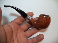 PIPA VIKING Z22  PIPE PFEIFE  MADE IN ITALY NATURAL SMOOTH + KIT  +SAVINELLI