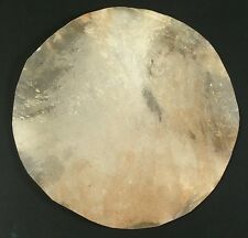 "New Irish Bodhran Goat skin Natural 18"" Inch/ Irish Celtic Bodhran Goat Skin18"""