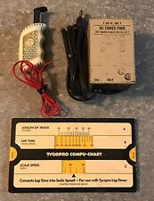 Vintage Tyco Slot Car Racing Accessories D.C. Power Pack Toy Transformer DC-2
