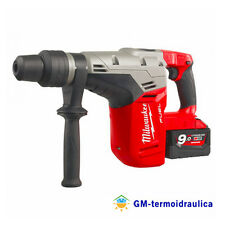 Martello Demo-perforatore Milwaukee M18 CHM-902C Fuel SDS-MAX a Batteria 9 Ah