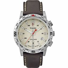 Timex Intelligent Quartz T2P287 Kompass - UVP 159 EUR - Uhr Herrenuhr Kompass