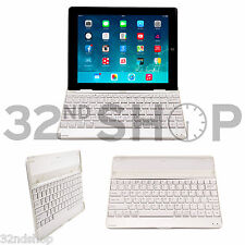 New Ultra Slim Bluetooth Wireless Keyboard Case Cover for Apple iPad 2 / 3 / 4