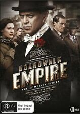 Boardwalk Empire Complete Series - Season 1-5 (DVD, 2015, 23-Disc Set) NEW