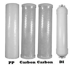 1set 4pcs Reverse Osmosis RO Replacement Filters#FS-4B
