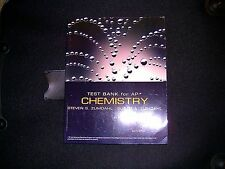 100% NEW ~ Printed Test Bank Chemistry by Steven S. Zumdahl
