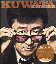 Keisuke Kuwata - Kimi ni Sayonara wo - Japan BOX CD+Cloth Calendar - NEW Limited