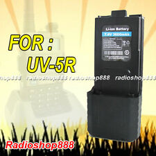 Li-ion Battery 3600mAH 7.4V For Baofeng UV-5R UV-5R plus UV-5R+ UV-5RE